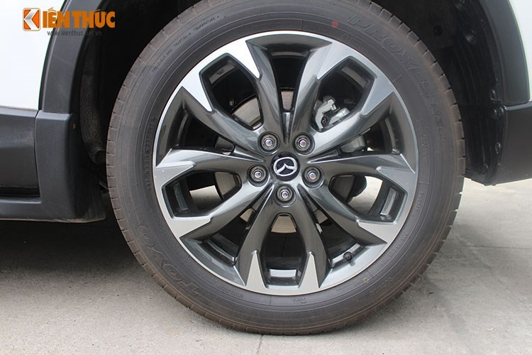 "Mazda CX-5 giam gia ""soc"" con 819 trieu tai Viet Nam-Hinh-6"
