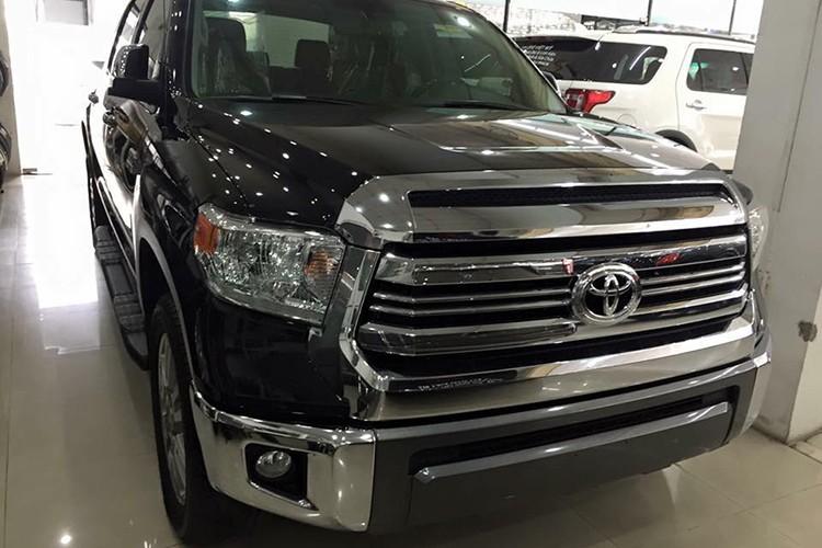 Sieu ban tai Toyota Tundra gia 2,5 ty tai Sai Gon-Hinh-2