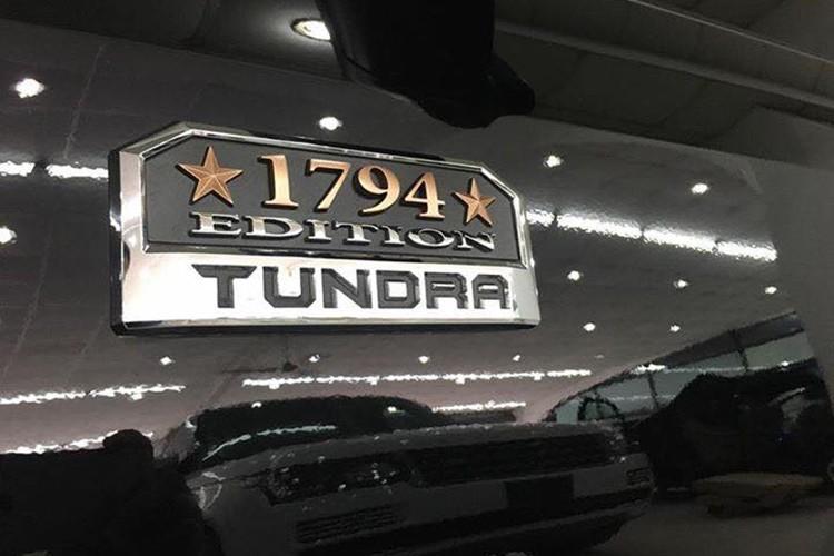 Sieu ban tai Toyota Tundra gia 2,5 ty tai Sai Gon-Hinh-5