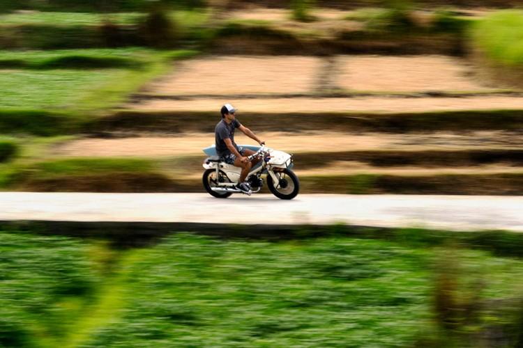 Honda Super Cub C70 do cua dan choi luot song-Hinh-8