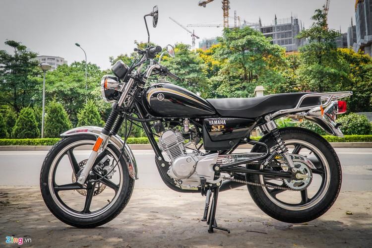 Can canh Yamaha 125 hon 40 trieu dong tai Ha Noi-Hinh-2
