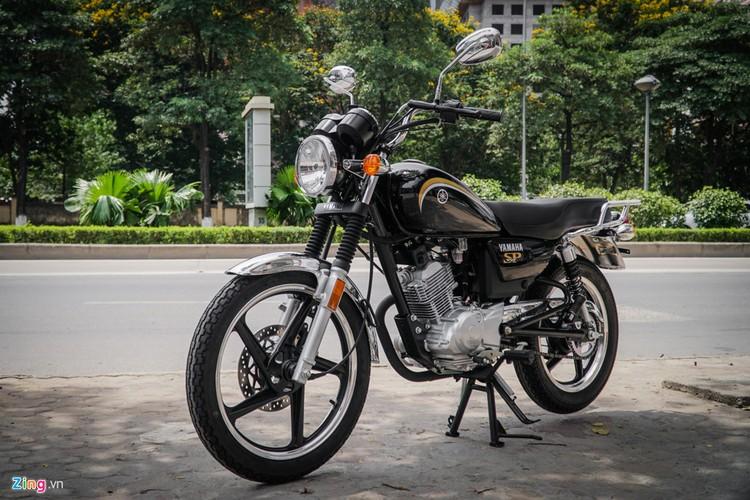 Can canh Yamaha 125 hon 40 trieu dong tai Ha Noi