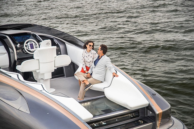 "Lexus tiep tuc ""khoe hang"" sieu du thuyen Sport Yacht-Hinh-8"