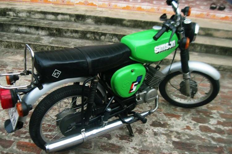 """Soi """"xe no"""" mo kich Simson S51 cua dan choi Viet-Hinh-2"""