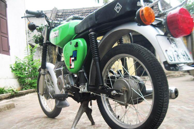 """Soi """"xe no"""" mo kich Simson S51 cua dan choi Viet-Hinh-3"""