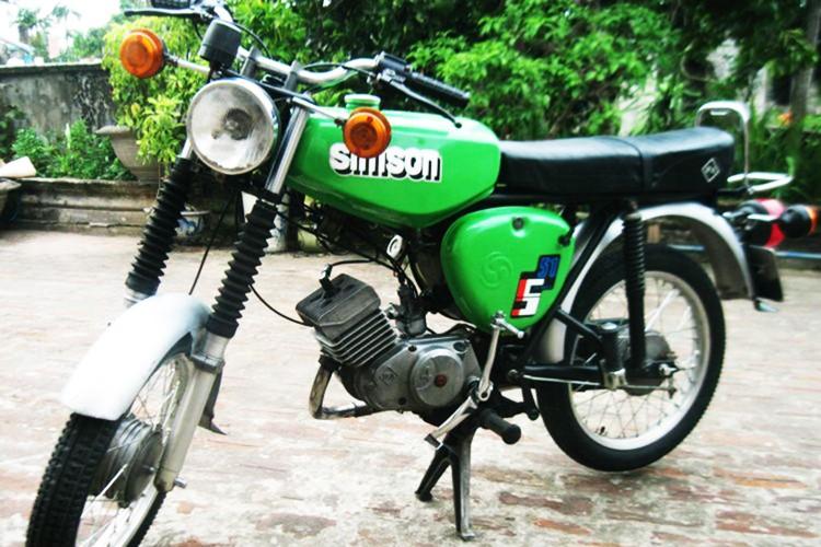 """Soi """"xe no"""" mo kich Simson S51 cua dan choi Viet-Hinh-9"""