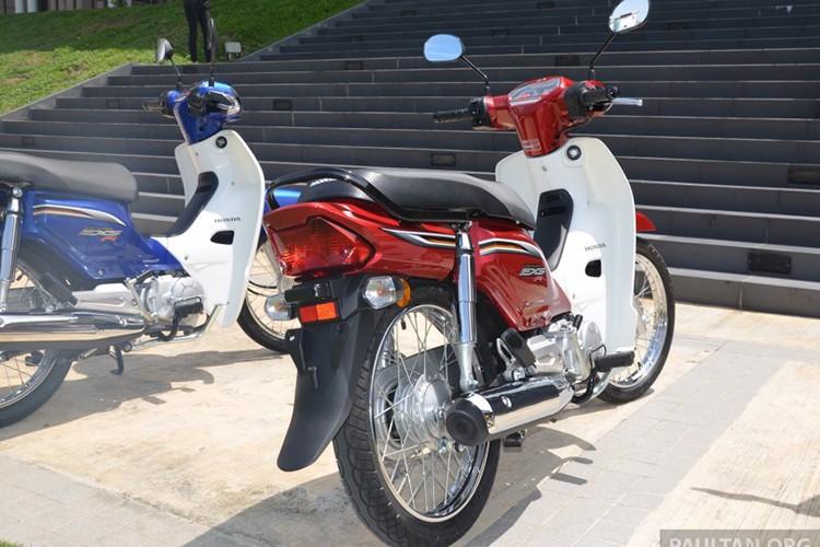 """Honda Dream 2017 ra mat tai Malaysia """"chot gia"""" 27 trieu-Hinh-3"""