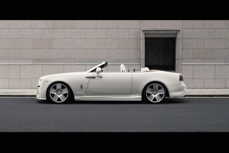 """Rolls-Royce Dawn trieu do """"do khung"""" chi 310 trieu-Hinh-2"""