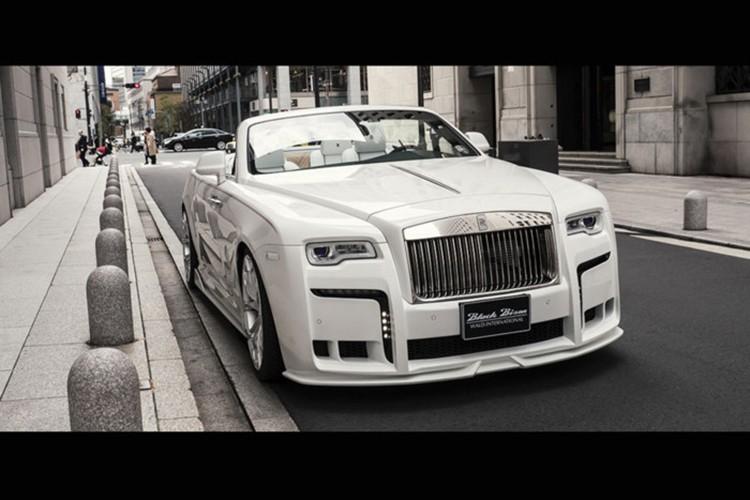 """Rolls-Royce Dawn trieu do """"do khung"""" chi 310 trieu"""