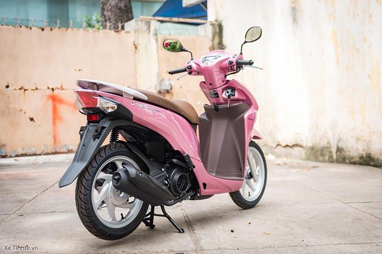 Honda Vision - xe may tay ga ban chay nhat Viet Nam-Hinh-2