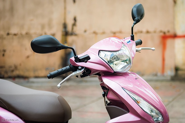Honda Vision - xe may tay ga ban chay nhat Viet Nam-Hinh-3