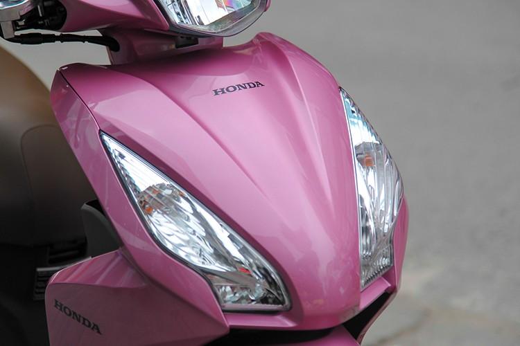 Honda Vision - xe may tay ga ban chay nhat Viet Nam-Hinh-4