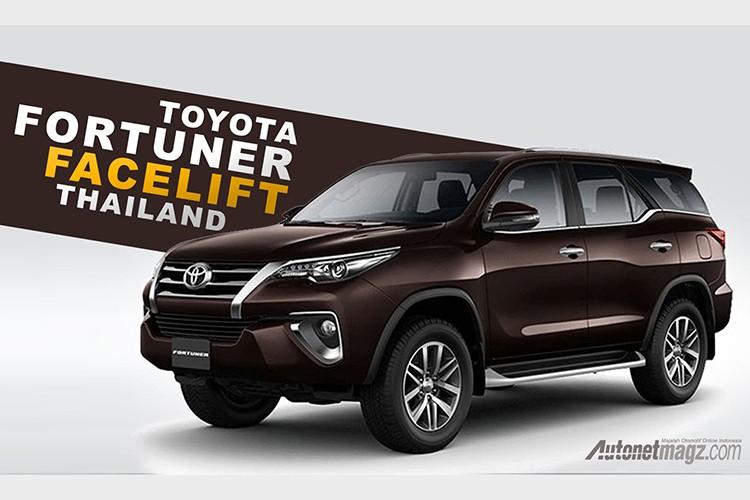 """Toyota Fortuner 2017 moi """"nha hang"""" tai Thai Lan-Hinh-2"""