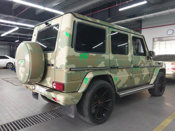 "Dan choi Viet ""thay ao"" cho Mercedes-Benz G63 hon 10 ty-Hinh-3"