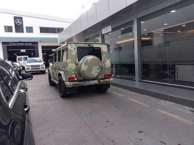 "Dan choi Viet ""thay ao"" cho Mercedes-Benz G63 hon 10 ty-Hinh-5"