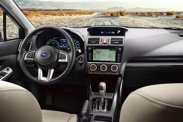 Top 10 xe oto SUV tiet kiem nhien lieu nhat 2017-Hinh-17