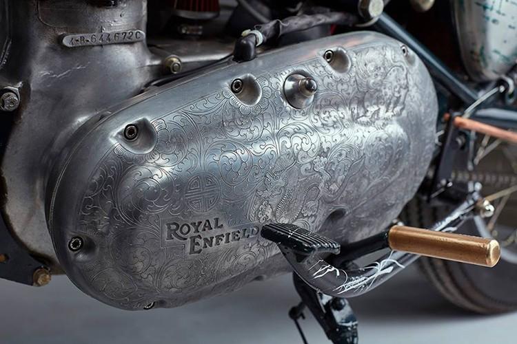 """Sieu pham moto Royal Enfield Swar khien dan choi """"phat them""""-Hinh-8"""