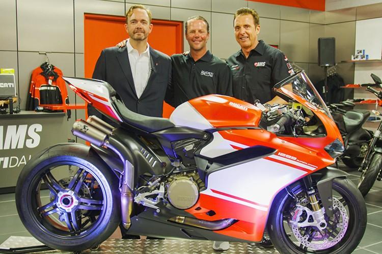 Sieu moto Ducati 1299 Superleggera hon 2 ty da co chu