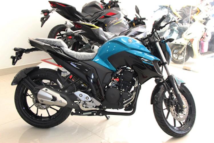 Moto Yamaha FZ 25 tai Viet Nam gia hon 60 trieu dong