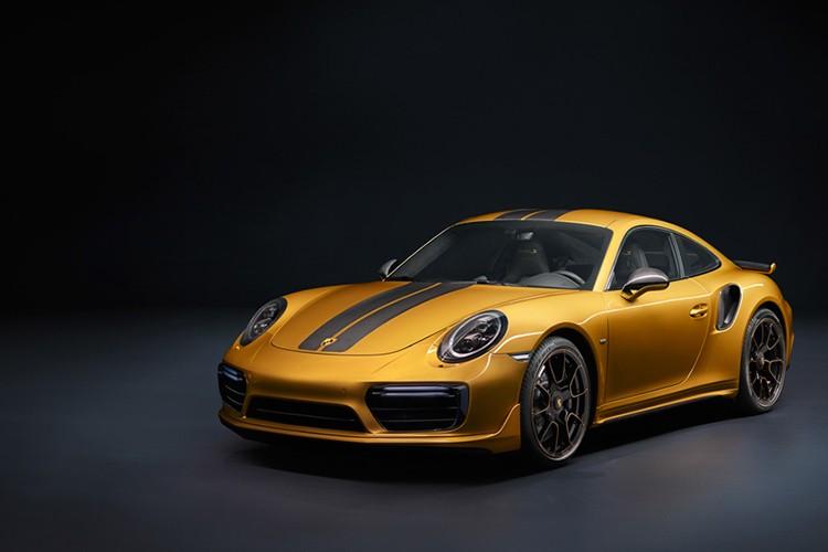 """""""Soi"""" Porsche 911 Turbo S Exclusive ban gioi han cuc doc"""