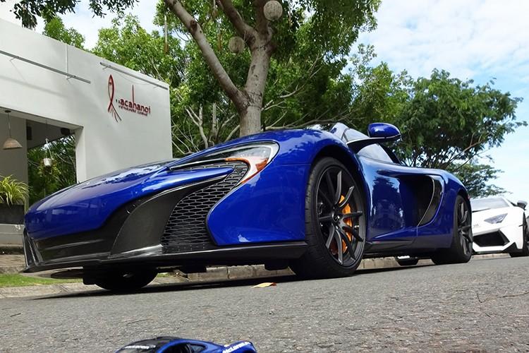"""Cuong Do la """"cuoi"""" sieu xe McLaren 16 ty cua Minh nhua-Hinh-3"""