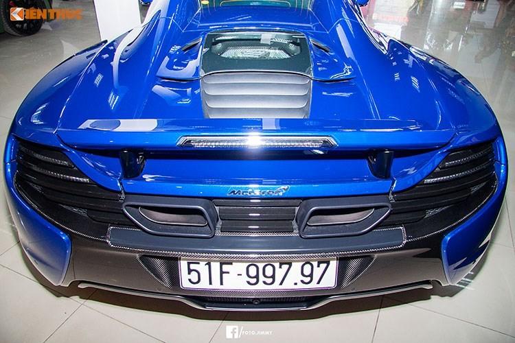 """Cuong Do la """"cuoi"""" sieu xe McLaren 16 ty cua Minh nhua-Hinh-7"""