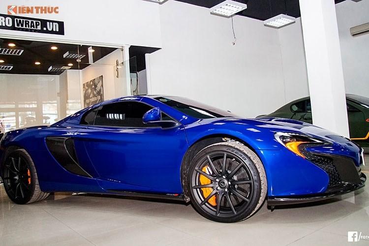 """Cuong Do la """"cuoi"""" sieu xe McLaren 16 ty cua Minh nhua-Hinh-8"""