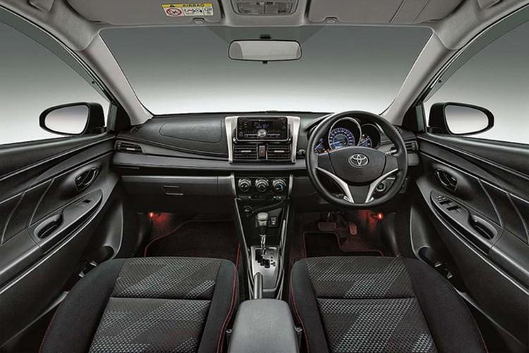 """Toyota Vios phien ban """"xe dua"""" gia 452 trieu dong-Hinh-7"""