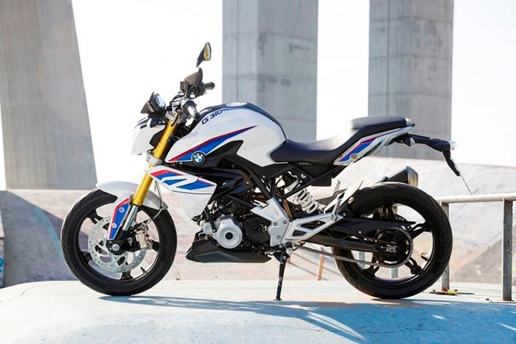 Moto BMW G310R ra mat Dong Nam A, gia 143 trieu-Hinh-2