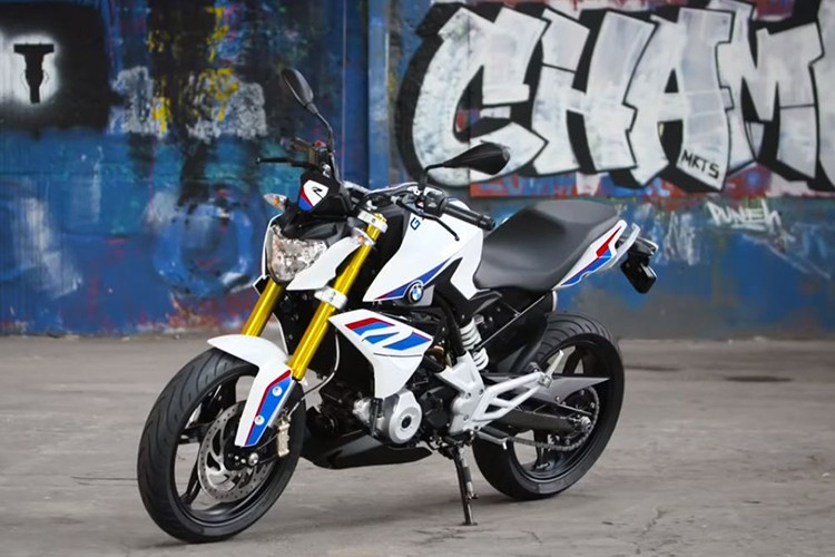 Moto BMW G310R ra mat Dong Nam A, gia 143 trieu-Hinh-3