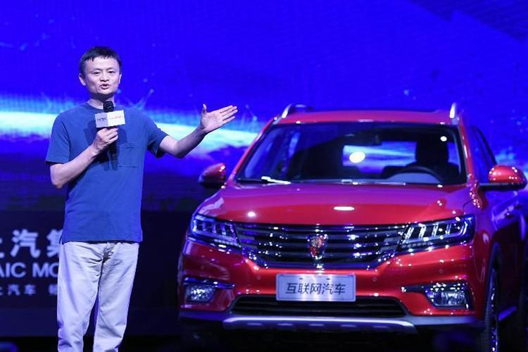 """Xe hoi """"Internet"""" cua ty phu Jack Ma co gia tu 496 trieu"""
