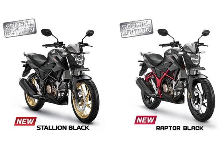 """Xe moto Honda CB150R StreetFire """"chot gia"""" tu 44 trieu"""