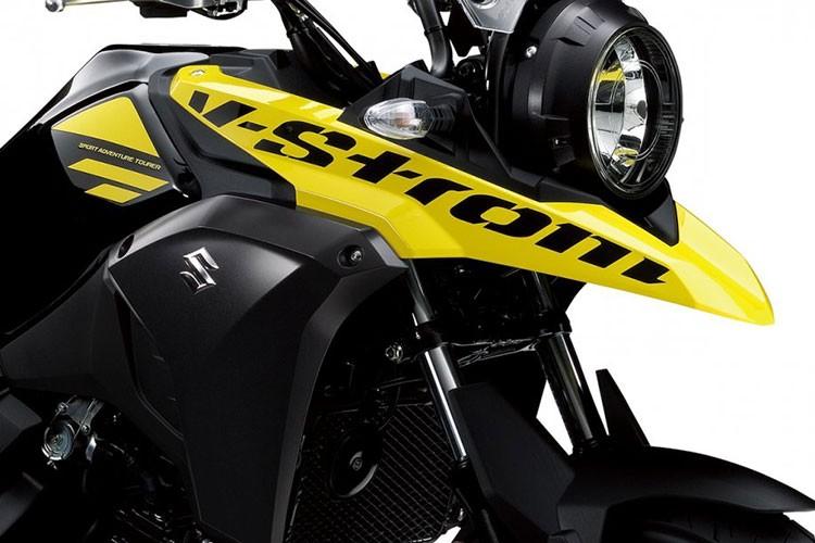 "Xe moto Suzuki V-Strom 250 ""chot gia"" 136 trieu dong-Hinh-3"