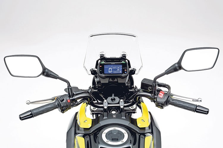 "Xe moto Suzuki V-Strom 250 ""chot gia"" 136 trieu dong-Hinh-5"