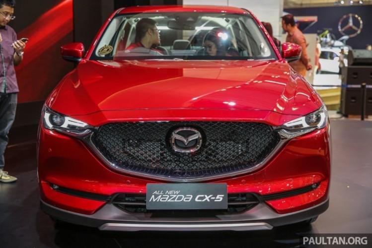 Mazda CX-5 the he 2017 vua ra mat gia 895 trieu dong-Hinh-3