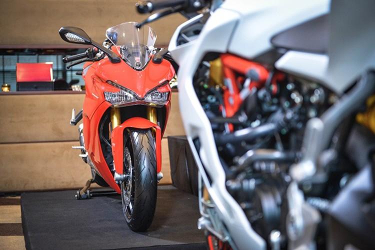 """Ducati SuperSport 2017 """"chot gia"""" 382 trieu tai Thai Lan-Hinh-2"""