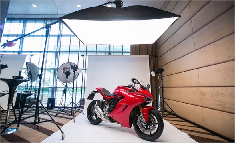 """Ducati SuperSport 2017 """"chot gia"""" 382 trieu tai Thai Lan-Hinh-5"""