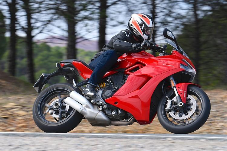 """Ducati SuperSport 2017 """"chot gia"""" 382 trieu tai Thai Lan-Hinh-9"""