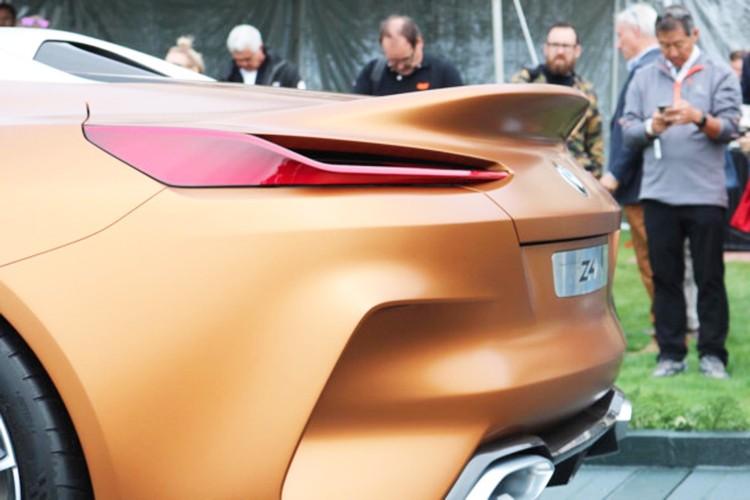 """Chiem nguong BMW Z4 mui tran """"bang xuong, bang thit""""-Hinh-5"""