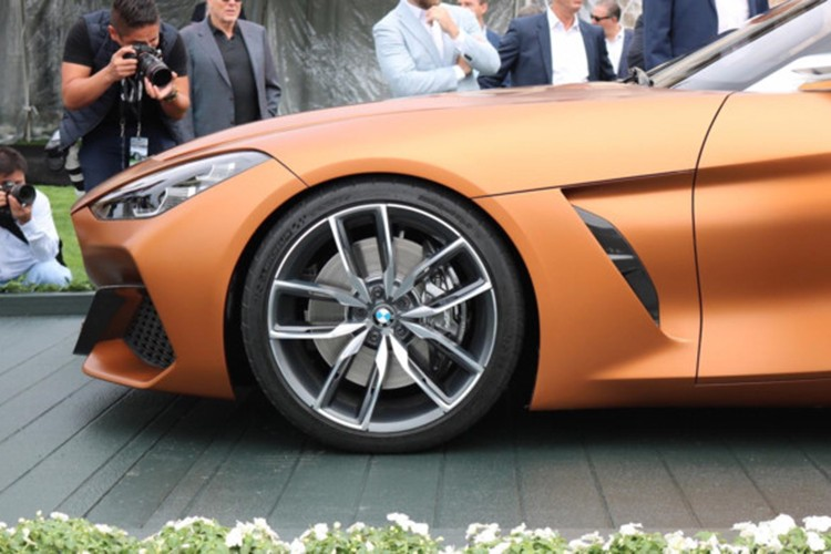 """Chiem nguong BMW Z4 mui tran """"bang xuong, bang thit""""-Hinh-6"""