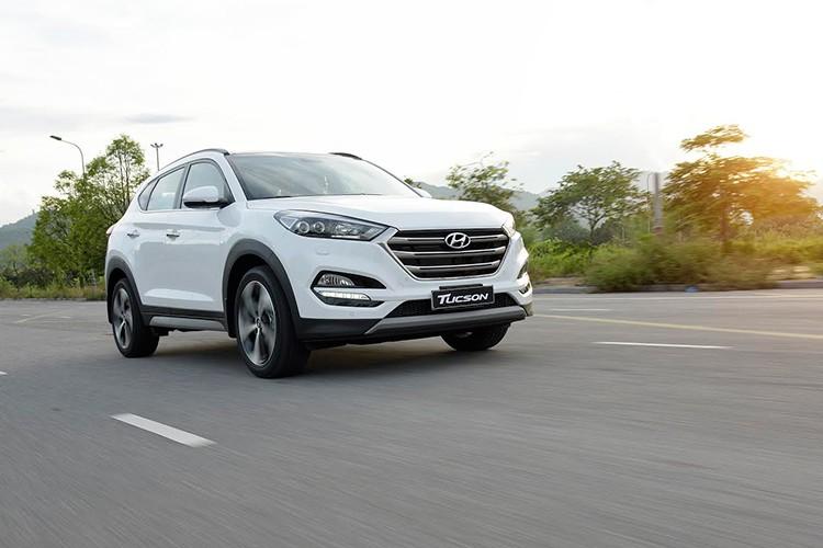 "Hyundai Tucson CKD ""chot gia"" tu 815 trieu Viet Nam-Hinh-13"