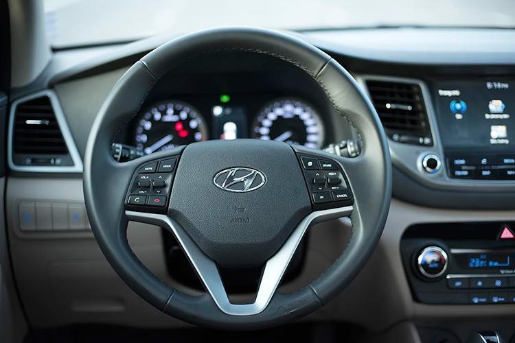 "Hyundai Tucson CKD ""chot gia"" tu 815 trieu Viet Nam-Hinh-8"