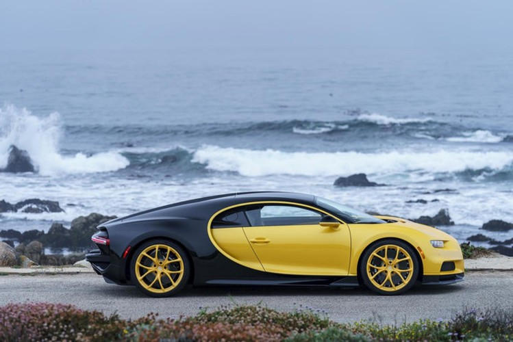 """Tan vuong toc do"" Bugatti Chiron 68 ty dau tien den My-Hinh-2"