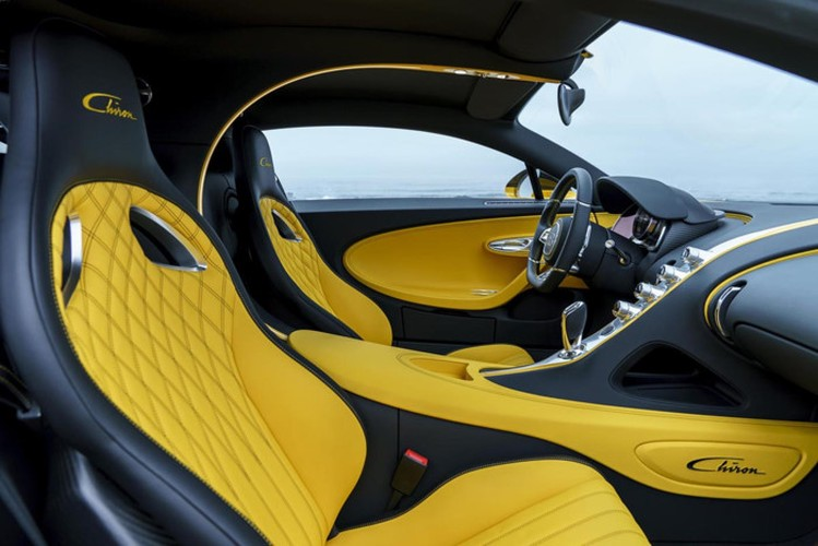 """Tan vuong toc do"" Bugatti Chiron 68 ty dau tien den My-Hinh-9"