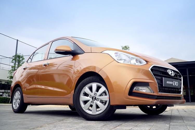 Xe oto Hyundai Grand i10 ban chay gap doi Kia Morning-Hinh-3