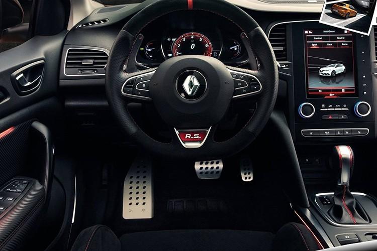 "Renault Megane RS moi, ""doi thu"" cua Ford Focus RS-Hinh-5"
