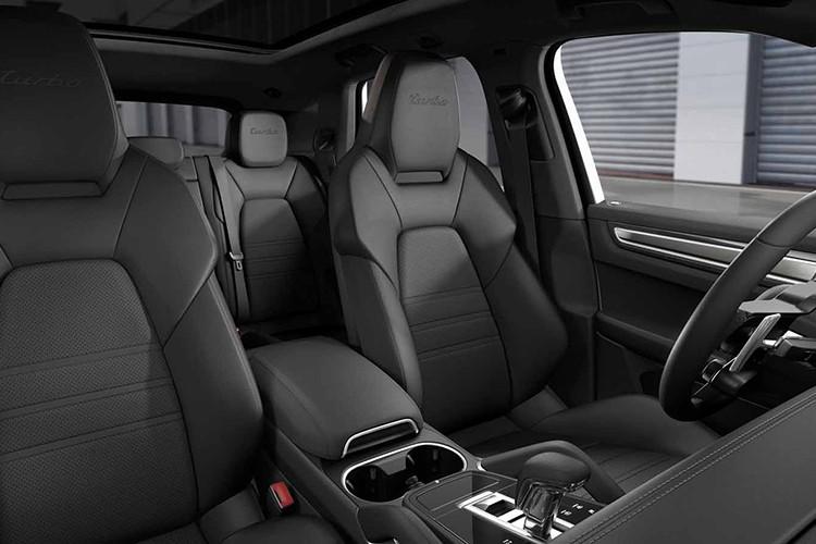 Cayenne Turbo 2018 - SUV manh nhat Porsche gia 3,78 ty-Hinh-5