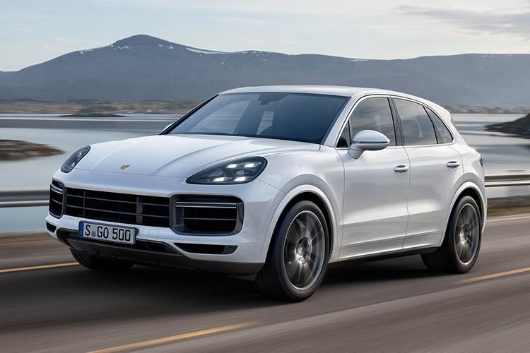 Cayenne Turbo 2018 - SUV manh nhat Porsche gia 3,78 ty-Hinh-8