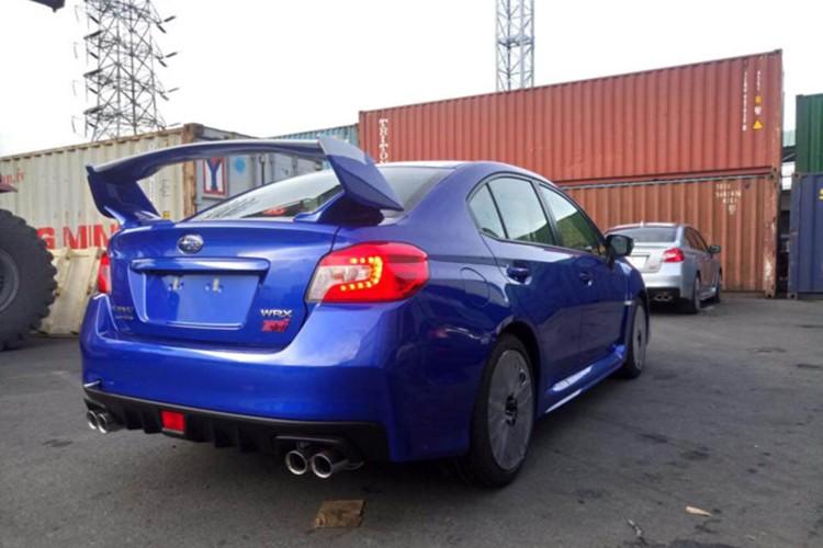 Subaru WRX STi moi gia 820 trieu tai My ve Viet Nam-Hinh-2