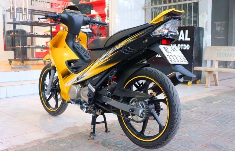 """Xe may Yamaha 125ZR """"thet gia"""" 450 trieu tai Sai Gon-Hinh-2"""